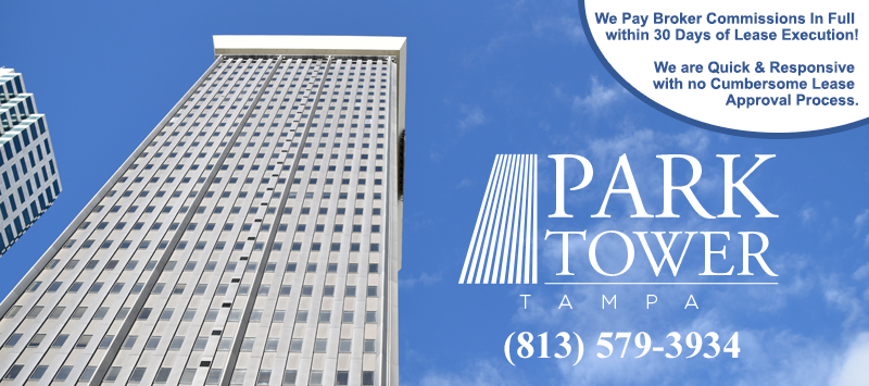 Park Tower Tampa - Space Availabilities